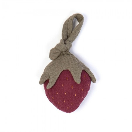 That s Mine Activity toy strawberry (Rattles)