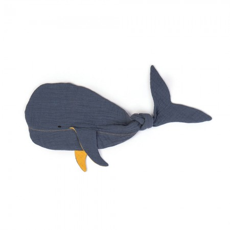 That s Mine Cuddle cloth whale (Comforter)
