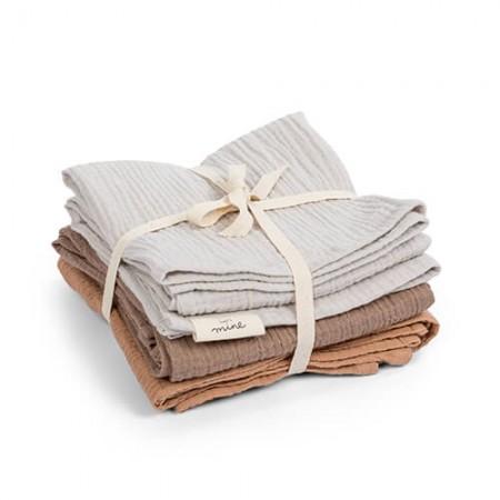 That s Mine Muslin cloths 3-pack (Muslin cloths)