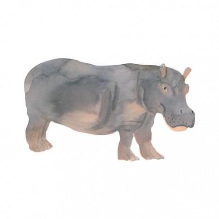 That s Mine Wall sticker Hippo (Wall stickers)