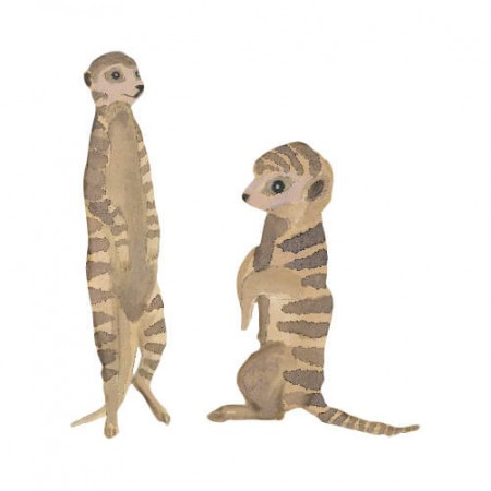 That s Mine Wall sticker Timon Babies (Wall stickers)
