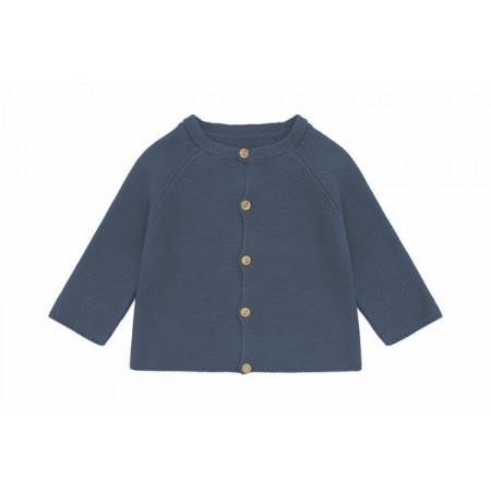 Vild LS Cardigan, Knit, Blue