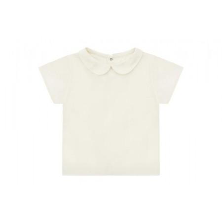 Vild SS Shirt, Ecru 3-4y (Shirts)
